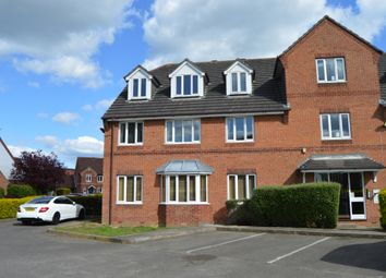 Thumbnail 2 bed flat for sale in Bennison Drive, Harold Wood, Romford