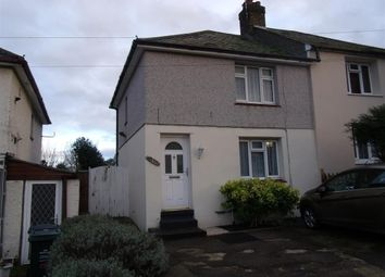Thumbnail 3 bed semi-detached house for sale in Sycamore Road, Dartford, Kent
