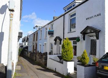 Thumbnail 3 bedroom terraced house for sale in Windsor Place, Mumbles, Swansea