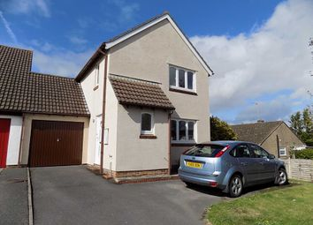 Thumbnail 3 bed detached house to rent in Deane Way, Tatworth, Chard