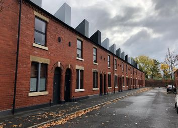 Thumbnail 2 bed terraced house for sale in Salford Area, Manchester