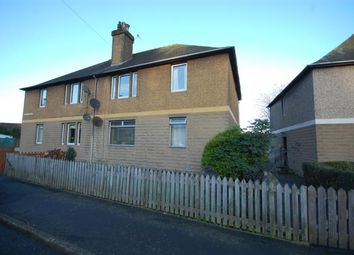 Thumbnail 2 bed flat to rent in 7 Tweed Crescent, Galashiels