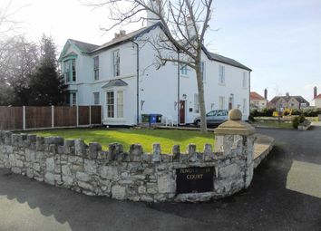 Thumbnail 2 bed flat for sale in Pendyffryn Court, Rhyl, Denbighshire
