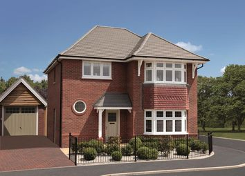 Thumbnail 3 bed detached house for sale in Water's Reach, Access Via School Lane, Northwich, Cheshire