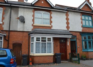 Thumbnail 4 bed terraced house to rent in Esme Road, Sparkhill, Birmingham