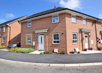 Thumbnail 2 bed flat for sale in Cordwainers, Morpeth