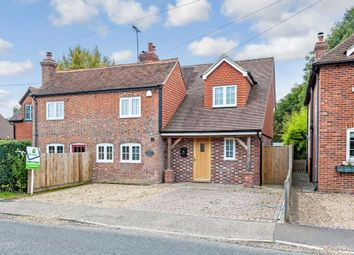 Thumbnail 3 bed semi-detached house to rent in Brooks Green Road, Coolham, Horsham