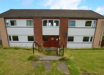 Thumbnail 1 bed flat for sale in Glenallan Way, Paisley
