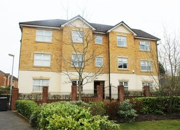 Thumbnail 2 bed flat for sale in Hampstead Drive, Whitefield, Manchester, Lancashire