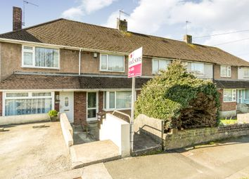 Thumbnail 3 bed terraced house for sale in Vicarage Gardens, St Budeaux, Plymouth