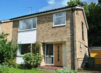 Thumbnail 3 bed detached house to rent in Marshall Close, Feering, Colchester