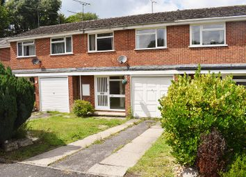 Thumbnail 3 bed terraced house for sale in Flexford Close, Chandler's Ford, Eastleigh