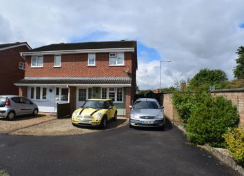 Thumbnail 3 bed semi-detached house for sale in Crestfield Avenue, Bridgwater