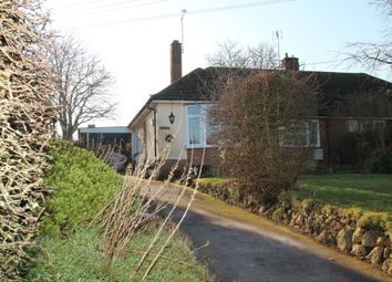 Thumbnail 3 bed semi-detached bungalow for sale in Thurston, Bury St Edmunds, Suffolk