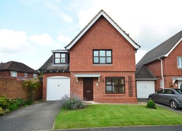 Thumbnail 3 bed detached house for sale in Durham Drive, Lightwood, Stoke-On-Trent