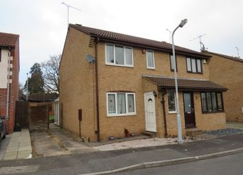 Thumbnail 3 bedroom semi-detached house for sale in Luttrell Close, Taunton