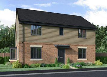 "Thumbnail 4 bed detached house for sale in ""The Stevenson Alternative"" at Coach Lane, Hazlerigg, Newcastle Upon Tyne"