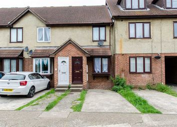 Thumbnail 2 bed terraced house for sale in Mara Court, White Road, Chatham