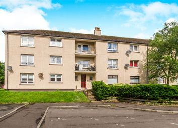 Thumbnail 2 bed flat for sale in Glen Avenue, Neilston, Glasgow