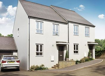 "3 bed semi-detached house for sale in ""Finchley"" at Kimlers Way, St. Martin, Looe PL13"