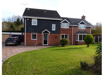Thumbnail 6 bed detached house for sale in Station Lane, Chester