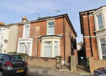 Thumbnail 5 bed semi-detached house to rent in Montgomerie Road, Southsea