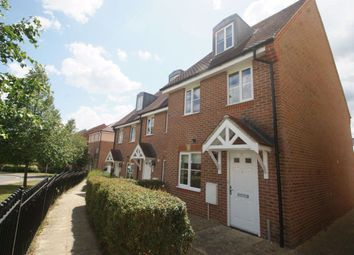 Thumbnail 3 bedroom terraced house to rent in Catherines Walk, East Anton, Andover