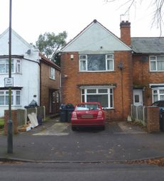 Thumbnail 3 bed terraced house for sale in Lyncroft Road, Birmingham, West Midlands