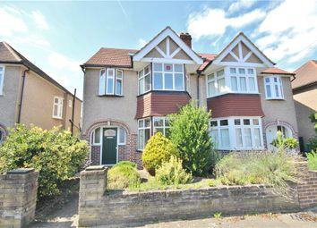 Thumbnail 4 bed semi-detached house to rent in Ryecroft Avenue, Twickenham