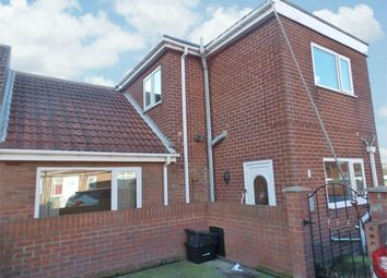 Thumbnail 3 bed terraced bungalow for sale in Maureen Avenue, Blackhall Colliery, Hartlepool, Durham