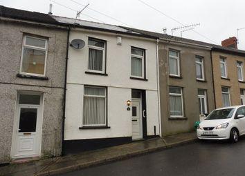 Thumbnail 3 bed terraced house for sale in Dane Street, Merthyr Tydfil