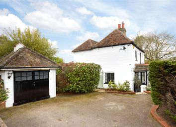 Thumbnail 2 bed semi-detached house for sale in West Hill, Epsom, Surrey