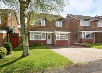 Thumbnail 4 bed detached house for sale in Cedar Drive, Kingsclere, Newbury
