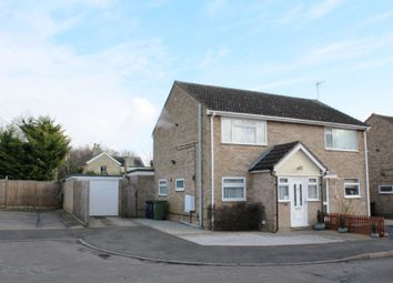 Thumbnail 3 bed semi-detached house for sale in Old Forge Way, Sawston, Cambridge