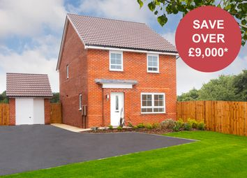 """Thumbnail 4 bedroom detached house for sale in """"Chester"""" at Musselburgh Way, Bourne"""