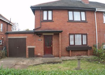 Thumbnail 3 bed shared accommodation to rent in Gloucester Road, Wheatley, Doncaster, South Yorkshire