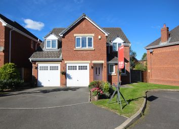 Thumbnail 5 bed detached house for sale in The Walled Garden, Whittle-Le-Woods, Chorley