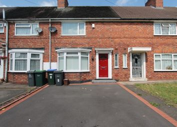 Thumbnail 3 bed terraced house to rent in James Road, Great Barr