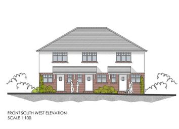 Thumbnail 2 bedroom terraced house for sale in Brixey Road, Parkstone, Poole