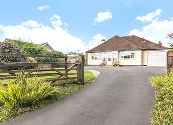 Thumbnail 3 bedroom detached bungalow for sale in Halstock, Yeovil, Dorset