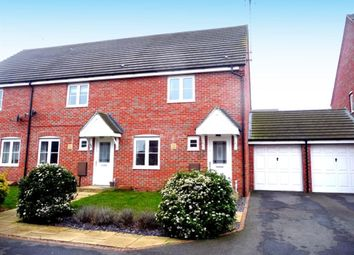 Thumbnail 3 bedroom property to rent in Milburn Drive, Northampton