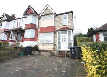 Thumbnail 5 bedroom semi-detached house for sale in Manor Drive HA9, Wembley, Greater London