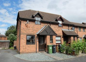 Thumbnail 2 bed end terrace house for sale in 12 Elgar Close, Ledbury, Herefordshire