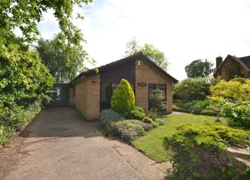 Thumbnail 2 bedroom bungalow for sale in Saxon Rise, Duston, Northampton