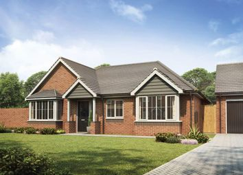 Thumbnail 3 bed detached bungalow for sale in Creswell Manor, Eccleshall Road, Stafford