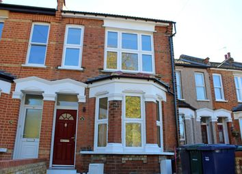 Thumbnail 3 bed terraced house for sale in Cromwell Road, Muswell Hill, London