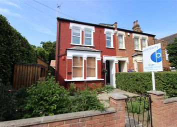Thumbnail 3 bed flat to rent in Radcliffe Road, Winchmore Hilll, London
