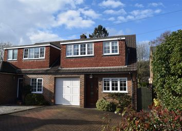 Thumbnail 3 bed semi-detached house for sale in Barn Close, Camberley, Surrey