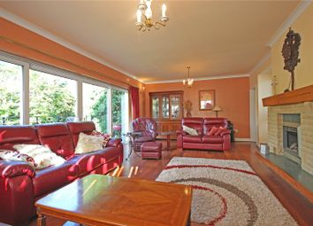 Thumbnail 6 bedroom detached house for sale in Barry Close, Kirby Muxloe, Leicestershire