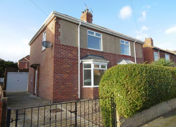 Thumbnail 2 bed semi-detached house to rent in Seafield Road, Blyth